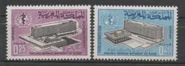 Maroc N°501 Et 502** - Marokko (1956-...)