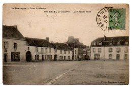 29 - Finistère / BRIEC -- La Grande Place. - Autres Communes