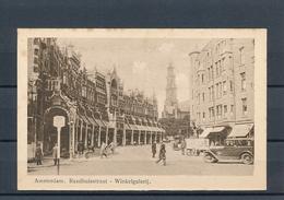 Amsterdam - Raadhuisstraat, Winkelgalerij - Amsterdam