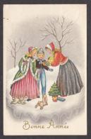 96871/ NOUVEL AN, Enfants, Lapins - Nouvel An