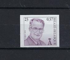 N°2933ND (genummerd 289) MNH ** POSTFRIS ZONDER SCHARNIER COB € 40,00 SUPERBE - Imperforates