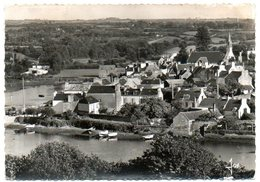 29 - Finistère / POULDAVID Par Douarnenez : Vue Générale Du Bourg. - Other Municipalities