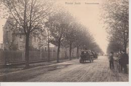57 - YUTZ - NELS SERIE 101 N° 81 - ROUTE DE TREVES - CARTE RARE - France
