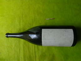 Lot De 2 Bouteilles - Vide -mathusalem (+5 Kg Vide) Et Cognac Leon Croizet - Other Bottles