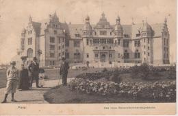 57 - METZ - NELS SERIE 104 N° 102 - GENERALKOMMANDOGEBÄUDE - Metz