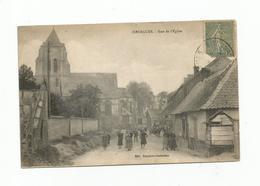 ISBERGUES    -   Rue De L'Eglise - Isbergues