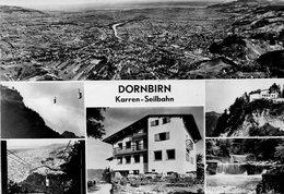 Dornbirn - Karren-Seilbahn - Dornbirn
