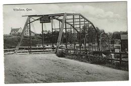 Windsor - Estrie - Québec - Pont Marcher Ou Payer / Bridge Walk Or Pay - Edit./Publ. Int. Fine Art Co. Ltd. - Quebec