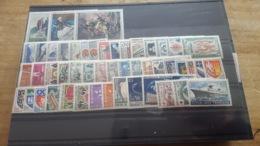 LOT 457639 TIMBRE DE FRANCE NEUF** LUXE ANNEE 1962 VALEUR 56 EUROS BLOC - 1960-1969
