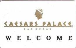 Caesars Palace Casino - Las Vegas NV - Hotel Room Key Card - Hotel Keycards