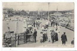 CPA Bournemouth On The Pier LL 23 Voyagée 1909 - Angleterre
