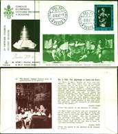 12092a)F.D.C.serie Concilio Ecunemico Vaticano II- 02-12-63 SESSIONE II - FDC