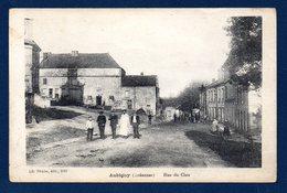 08.Aubigny-les-Pothées. Rue Du Clou. - Sonstige Gemeinden