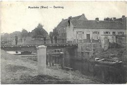 Moerbeke (Waas) - Dambrug. - Moerbeke-Waas