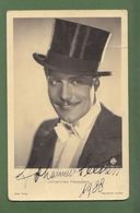 JOHANNES HEESTERS AUTOGRAPH / AUTOGRAMM   Original Signed Photo  9x14 Cm  *Photo Signee* - Autographes