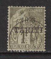 Tahiti - Yvert 30 Oblitéré PAPEETE - Scott#28 - Used Stamps