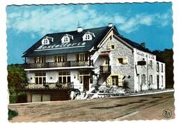 Mignonette Publicitaire Hostellerie Du Ry D'Ave, Prop. J. Marot-Didion - Sourd'Ave Lez Wellin - 2 Scans - Rochefort