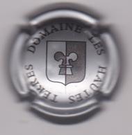 Capsule Mousseux ( Domaine Les Hautes Terres , Crémant De Limoux ) {S24-19} - Mousseux