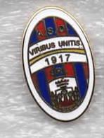 ASD Virtus Unites Srl Somma Vesuviana Calcio Distintivi FootBall Soccer Spilla Pins Italy - Calcio