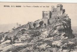 REPUBBLICA S.MARINO - LA ROCCA O CASTELLO SUL LATO SUD - San Marino