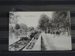 CX02 - 31 - Toulouse - Port De L'Embouchure - 1905 - Toulouse