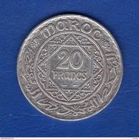 20  Fr  1352  Arg - Marruecos