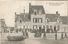 ETAPLES SUR MER - Le Calvaire Des Marins - Etaples