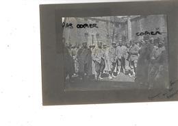 08  RETHEL OCCUPATION  2 PHOTOS   ALLEMANDE 1914 / 1918 - Rethel