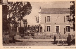 TOURTOIRAC  -LA POSTE. - France