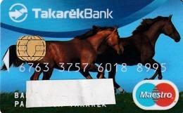 Hungarian Bank Card - Geldkarten (Ablauf Min. 10 Jahre)