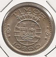 TIMOR 10$ ESCUDOS1970 - Timor