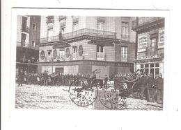 NANTES - 4EME SALON DE LA CARTE POSTALE - CARTE DOUBLE - Borse E Saloni Del Collezionismo