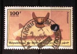 Gibuti, 1993- Artisanat. Used - Djibouti (1977-...)