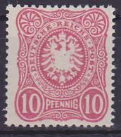 Dt. Reich MiNr. 41IIb ** (R 980) - Deutschland