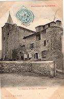 Environs De LAMASTRE - Château De Désaignes - - France