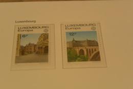 K22234 - Sets  MNH Luxembourg-Yugoslavia-Spain-Germany-Andorra   1977  - CEPT - Europa - - Europa-CEPT