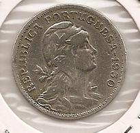 CABO VERDE CAPE VERT 50 CENTAVOS 1930 - Cap Vert