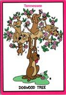 Humour Tennessee Dogwood Tree - Humour