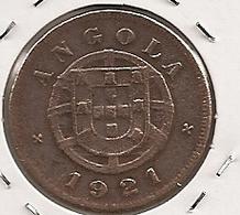 ANGOLA 5 CENTAVOS 1921 - Angola