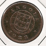 ANGOLA 5 CENTAVOS 1922 - Angola
