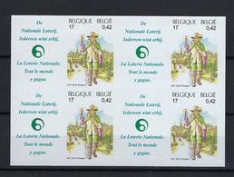 N°2997ND (genummerd 453/454/455/456) MNH ** POSTFRIS ZONDER SCHARNIER COB € 40,00 SUPERBE - Belgique