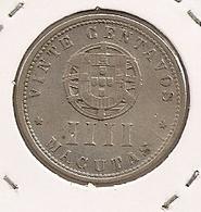 ANGOLA IIII MACUTAS 1928 TTBE DIFICILLE - Angola