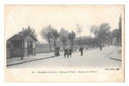 (24139-91) Corbeil - Champ De Foire - Bureau De L'Octroi - Corbeil Essonnes