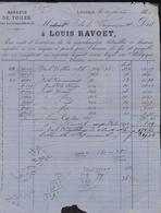 Louis Ravoet - Leuven - Louvain - Magasin De Toiles - Maastricht - Valkenburg - Willem III - 1885 - Belgique