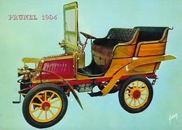 TEUF TEUF  PRUNEL  1904  Edit D'Art Yvon Paris - Trucks