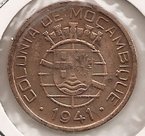 MOCAMBIQUE Mozambique  20 CENTAVOS 1941 - Mozambique