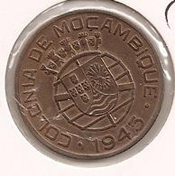 MOCAMBIQUE  Mozambique 1$ ESCUDO 1945 RARE DANS CETTE ETAT - Mozambique