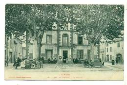 France L'Aude Salles D'Aude La Mairie 1907 R - Altri