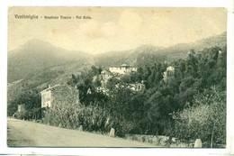 Italy Ventimiglia Frazione Trucco Val Roia 1909 R - Imperia