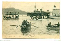 France Bataille De Fleurs Sur L'Eau Ca 1910 R - Altri